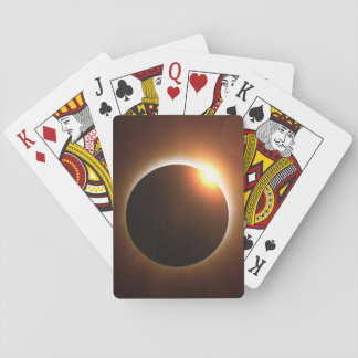 Total Solar Eclipse Playing Cards