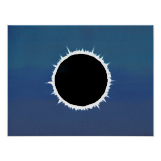 Total Solar Eclipse - Poster