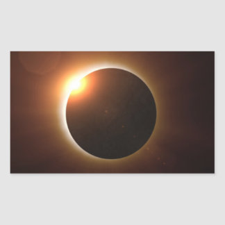 Total Solar Eclipse Sticker