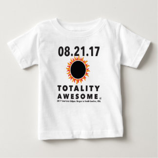 "Total Solar Eclipse ""Totality Awesome"" Tee shirt"