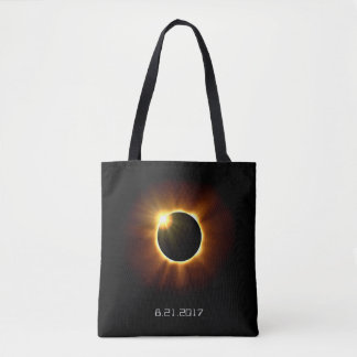 Total Solar Eclipse - Tote Bag
