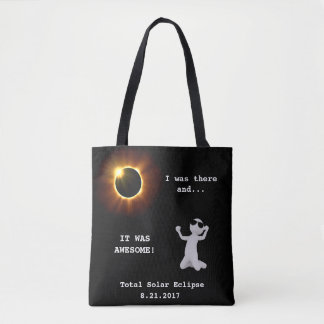 Total Solar Eclipse- Tote Bag