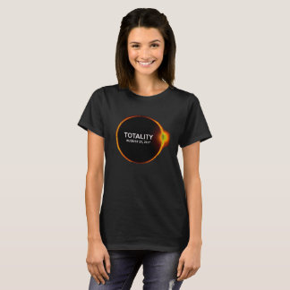 Totality August 21 2017 Total Solar Eclipse Tshirt