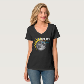 """Totality"" Total Eclipse 2017 Commemorative Shirt"