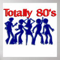 Totally 80s disco
