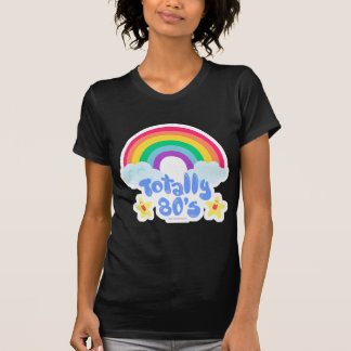 Totally 80s rainbow T-Shirt