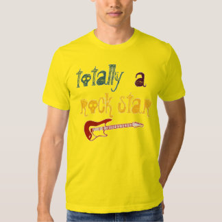 totally a rock star tee shirts