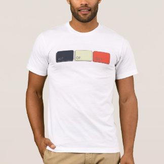 Totally Alt of Ctrl T-Shirt