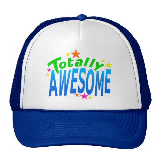 Totally AWESOME Mesh Hats