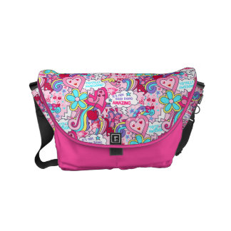 Totally awesome messenger bags