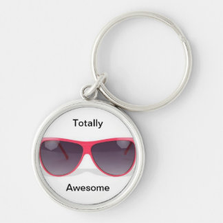 Totally Awesome Sunglasses Keychain