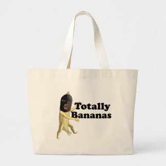 Totally Bananas Canvas Bag
