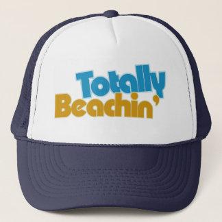 Totally Beachin Trucker Hat