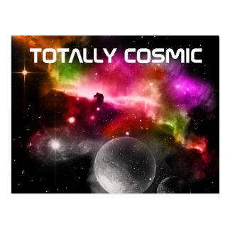 Totally Cosmic Postcard