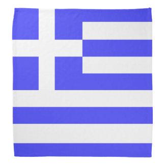 Totally Flag of Greece Bandana
