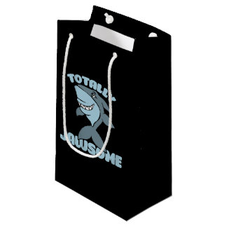 Totally Jawsome Small Gift Bag