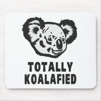 Totally Koalafied Koala Mouse Pad