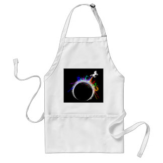 Totally magical eclipse standard apron