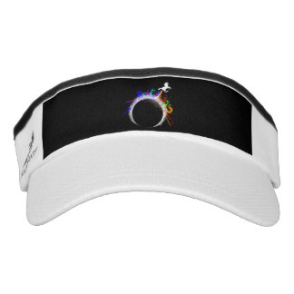 Totally magical eclipse visor