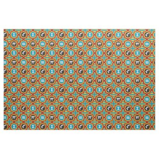Totally Math fabric