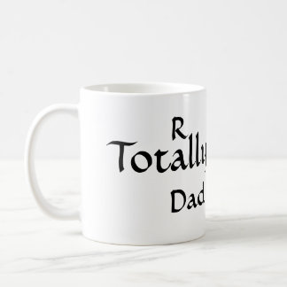 Totally Rad Dad Coffee Mug