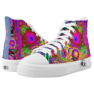 TOTALLY RAD HIGH TOPS