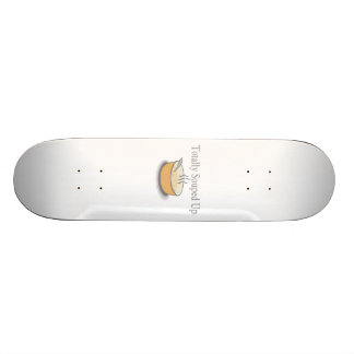 Totally Souped Up Custom Skate Board