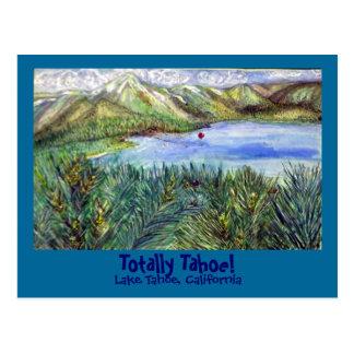 Totally Tahoe Postcard