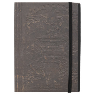 Totally Tattered Vintage Embossed Book Cover