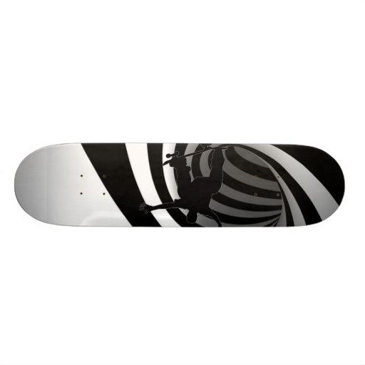 Totally Tubular Skate Board Decks