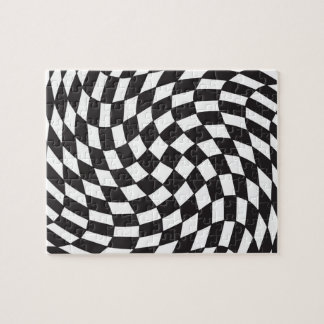 Totally Twisted Squares Puzzle