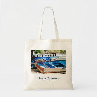 Tote Bag - Canvas Art - Caribbean - Corbeaux