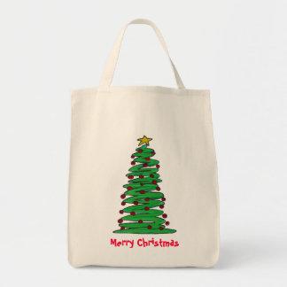 Tote Bag- Christmas Tree