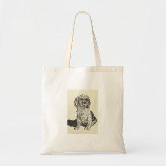 Tote Bag Cocker Spaniel SARR