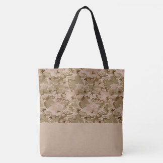 Tote Bag Desert Camo Large/Small