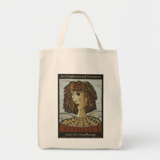 Tote Bag - Empowering Woman