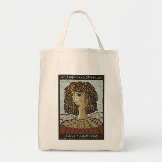 Tote Bag - Empowering Woman