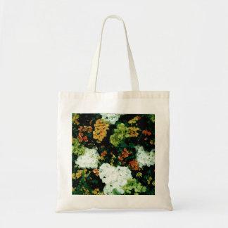 Tote Bag: Floral