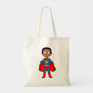Tote bag for kids Superhero