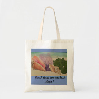 Tote bag for the beach lovers.