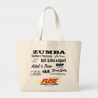 Tote bag for your workout stuff