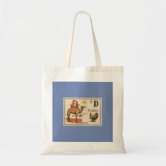 Tote Bag FRENCH ALPHABET