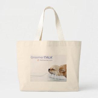 Tote Bag GroomerTALK @ PetGroomer.com
