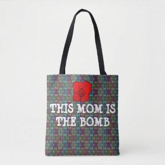 Tote Bag La bombe de la maman