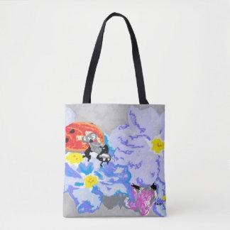 Tote Bag/ Ladybug