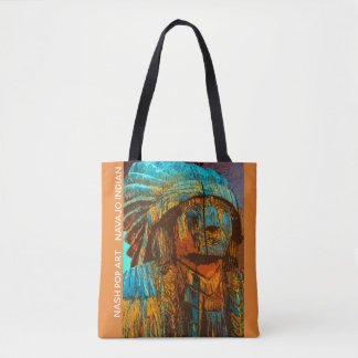 TOTE BAG NAVAJO INDIAN