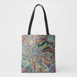 Tote Bag. Neural Abstractions Collection