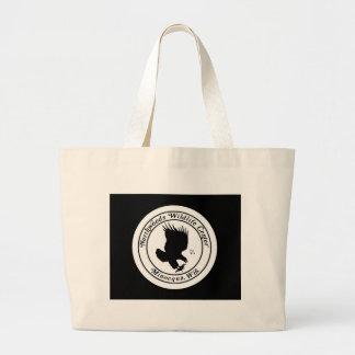 Tote bag-NWC logo Jumbo Tote Bag