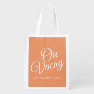 Tote Bag - On Vacay