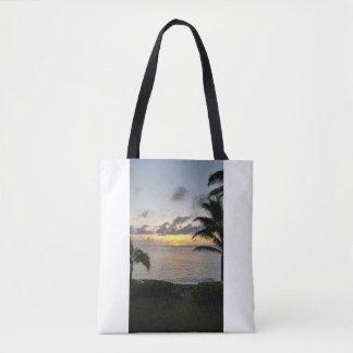 Tote Bag - Punalu`u Sunrise
